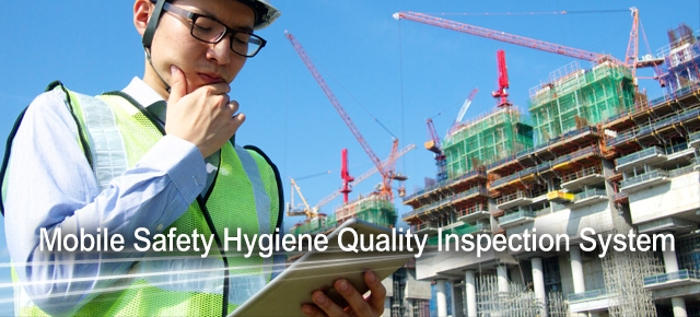 Mobile Safety Hygiene Quality Inspection System